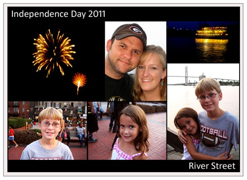 July 4th Collage